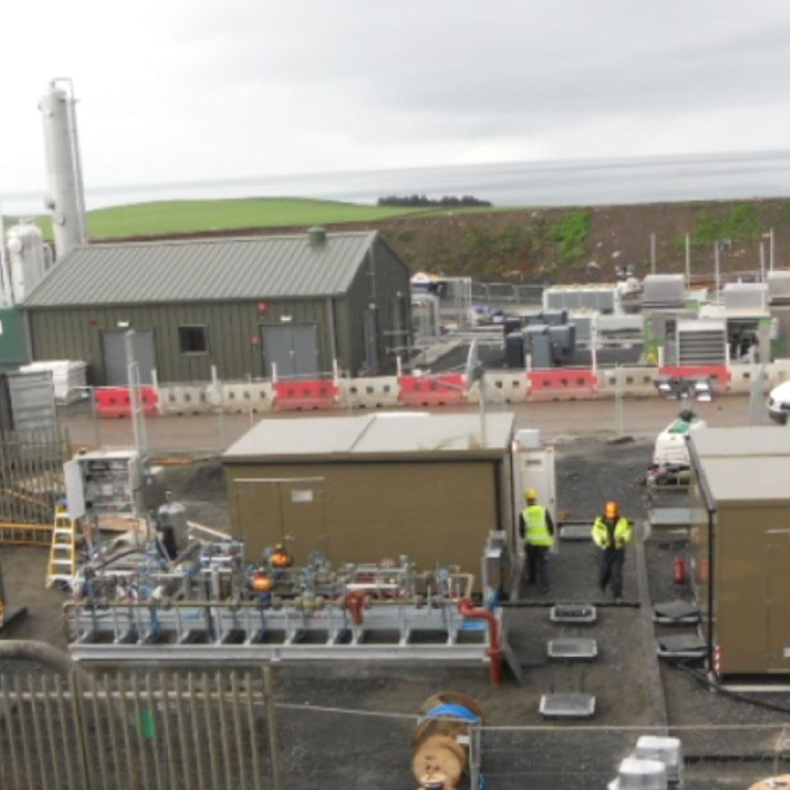 Grants Distillery Biomethane